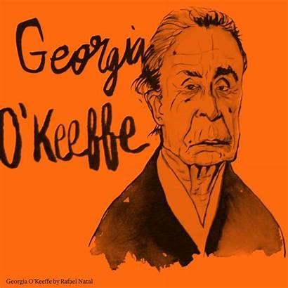 Keeffe Georgia Totto American Uploaded User Artist