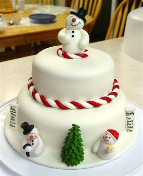 christmas cake decorations ideas 11 awesome and easy cake decorating ideas awesome 11