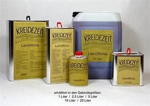 Leinölfirnis Im Außenbereich : lein lfirnis bleifrei 2 5l grosser lehmbaustoffe shop ~ Frokenaadalensverden.com Haus und Dekorationen