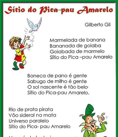 Jardim Da Tia Di♥ Personagens Do Sitio Do Pica Pau Amarelo