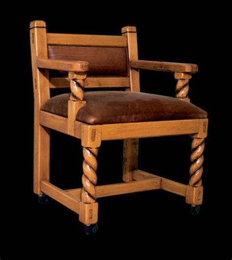 Navajo Chair Southwest Furniture Santa Fe Style