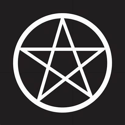 Pentagram Icon Symbol Sign Vector Eye Spell