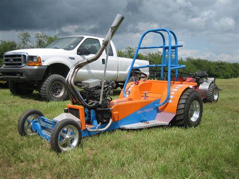 Loranger Lawn Mower Pull