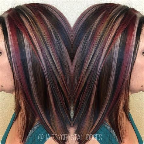 highlights colors chunky highlight brown http niffler elm