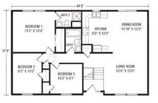 small split level house plans u and u modular homes raised ranch floorplans