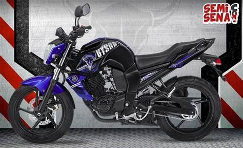Gambar Modification Byson by Foto Spesifikasi Dan Harga Yamaha Byson 2014 Semisena