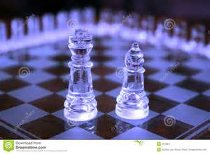King and Bishop Chess Piece