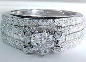 engagement ring clearance bridal wedding set