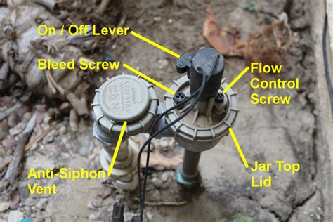 Anti Siphon Faucet Leak by Anti Siphon Valve Controls
