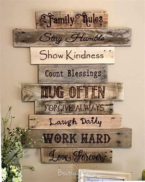 rustic wood sign ideas  designs