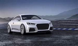 Audi Tt Kaufen : audi tt quattro sport concept 420 ch pour le futur tt rs ~ Jslefanu.com Haus und Dekorationen