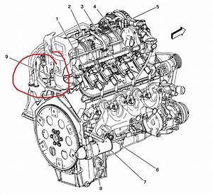 Were Is Engine Oil Presure Sensor Located On My 2012 Avalanche