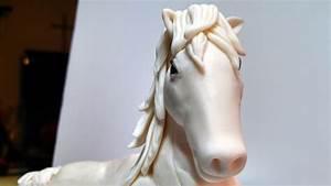 First Sugar Paste Horse - CakeCentral com