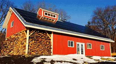 Maple Silloway Sugar Houses Vermont Syrup Voted