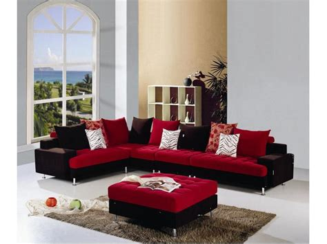 red and black sofa set red and black sofa for sale couch sofa ideas interior