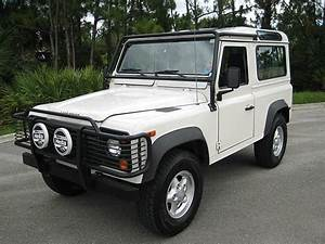 1997 Land Rover Defender - Information And Photos