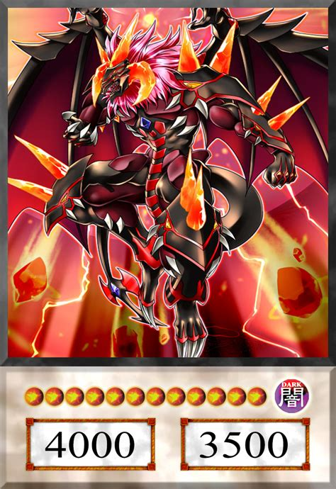 hot red dragon archfiend king calamity anime 1 by