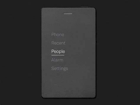 turn on phone light the light phone 2 is an ultra minimalist phone that only