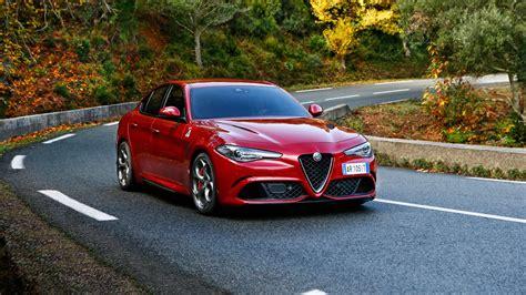 Alfa Romeo Guilia by Alfa Romeo Giulia Quadrifoglio 2016 Review Car Magazine