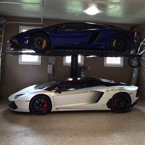 The House That Parks A Lamborghini In The Living by Lamborghini Huracan Garage Picture Thread Where Do You
