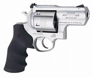 Ruger Super Redhawk Alaskan .454 Casull Revolver in Satin ...