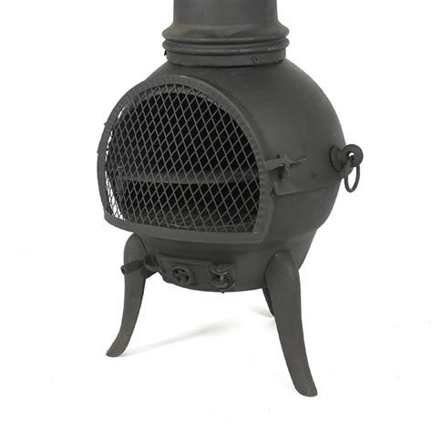 Large Cast Iron Chiminea - customer reviews for cast iron chiminea large