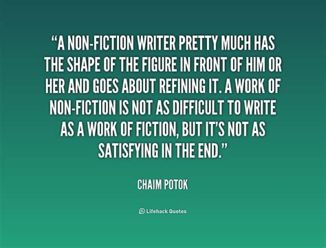 Quotes About Quotes About Non Fiction Quotesgram