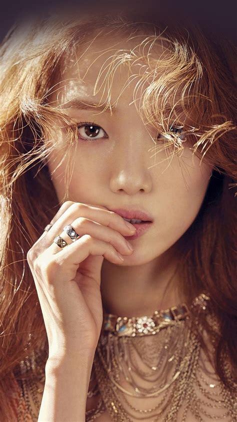 ho kpop girl model asian beauty wallpaper