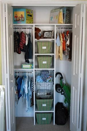 Diy Nursery Closet Organizer Before And After