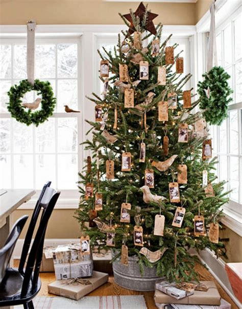 homemade country christmas decorations photograph unusual