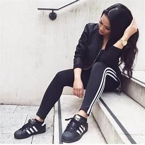 Leggings adidas pants pants jacket - Wheretoget