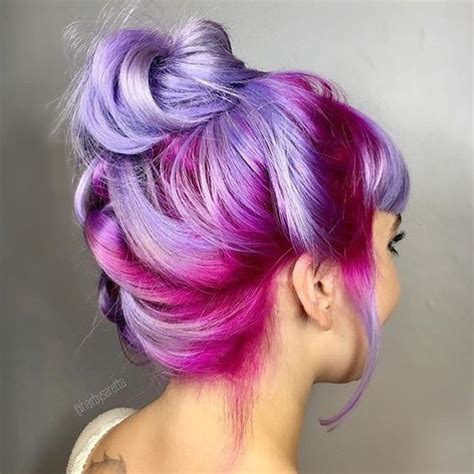 purple hair color for hair best 20 trending hair color ideas on hair