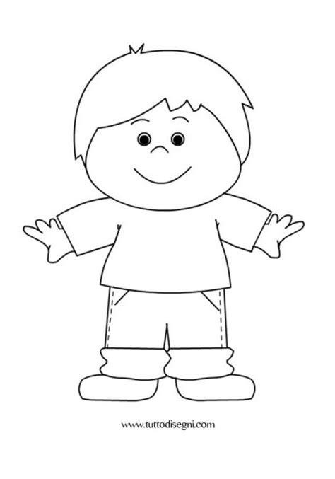 immagini bambini felici da colorare disegno bambino archives tutto disegni