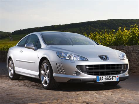 Peugeot 407 Coupe Photos Photogallery With 32 Pics