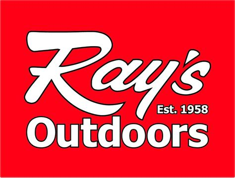 Ray's Outdoors Est 1958 By Ray's Outdoors Pty Ltd 1412296