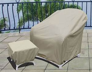 Xl club chair protective cover cp241 for Patio furniture covers xl