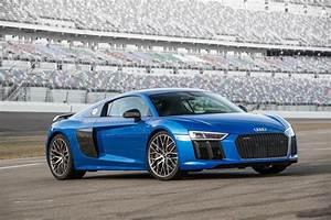 Audi R8 Motor : 2017 audi r8 v10 plus review hot lap at daytona motor trend ~ Kayakingforconservation.com Haus und Dekorationen