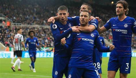 Newcastle vs Chelsea: Match Report   Premeir League 2018/19