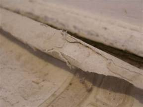 sealing how can i seal the edges of a linoleum floor that possibly contains asbestos home