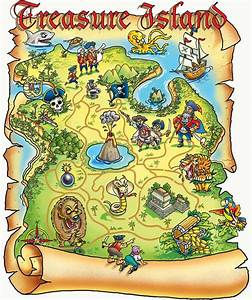 Treasure Map Jigsaw Puzzle PuzzleWarehouse com