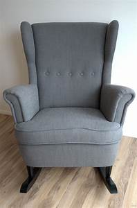 About A Chair : ikea hack strandmon rocker diy wingback rocking chair ~ A.2002-acura-tl-radio.info Haus und Dekorationen