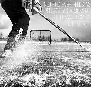 Girls Hockey Qu... Ice Pond Quotes