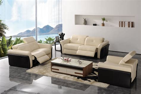 leather living room furniture china modern living room furniture leather sofa 714 Modern