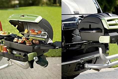 tailgate grill margaritaville portable tailgate grill uncrate