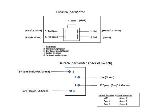 how to wire a windshield wiper motor impremedia net