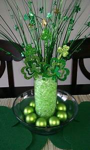 84 best images about St. Patrick's Day - Centerpieces on ...