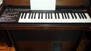 Yamaha CN 1000 Organ - YouTube
