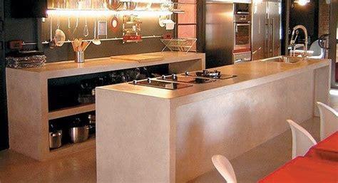 cocina de microcementos  cemento alisado otras cositas