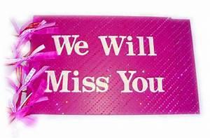 We Will Miss You : we will miss you stress free dental ~ Orissabook.com Haus und Dekorationen