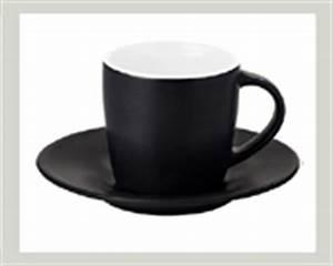 Tasse Schwarz Matt : kaffee tassen mit untertassen mit ihrem logo oder bilder druck f r firmen gewerbe ~ Markanthonyermac.com Haus und Dekorationen